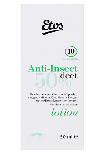 Etos Deet an­ti-in­sec­ten lo­ti­on 50 ml