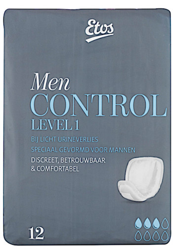 Etos Control Incontinentieverband Men Level 1
