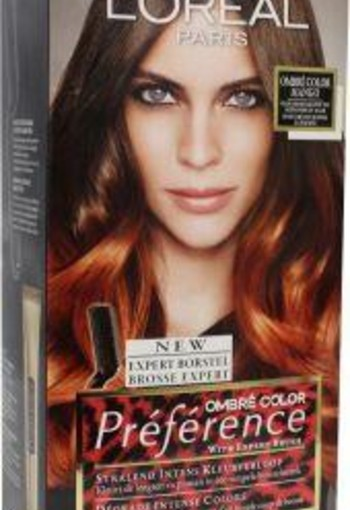Loreal Preference ombre copper 7.4 (1 set)