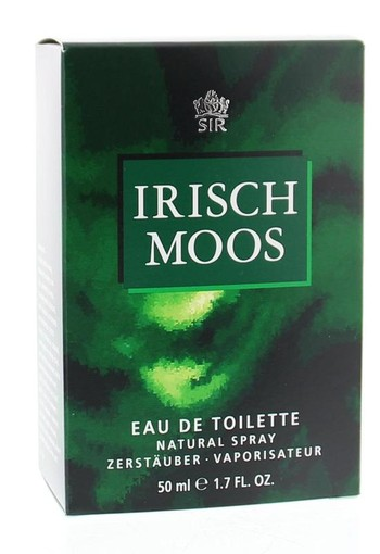 Sir Irisch Moos Eau de toilette natural spray (50 ml)
