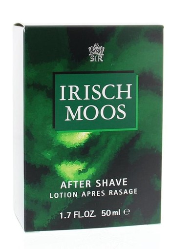 Sir Irisch Moos Aftershave lotion (50 ml)