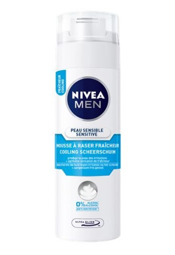 Nivea Men shaving foam cool (200 ml)