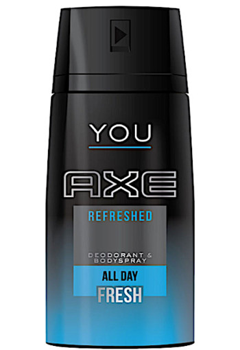 Axe Deo re­fres­hed Normale 150 ml