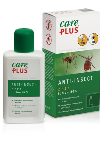 Care Plus Deet lotion 50% (50 ml)