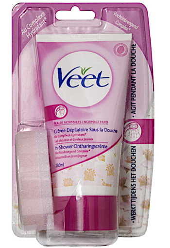 Veet In-shower ont­ha­rings­crè­me normale huid  150 ml
