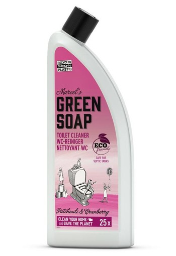 Marcel's GR Soap Toiletreiniger patchouli & cranberry (750 ml)