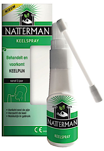Nat­ter­man Keel­s­pray 25 ml