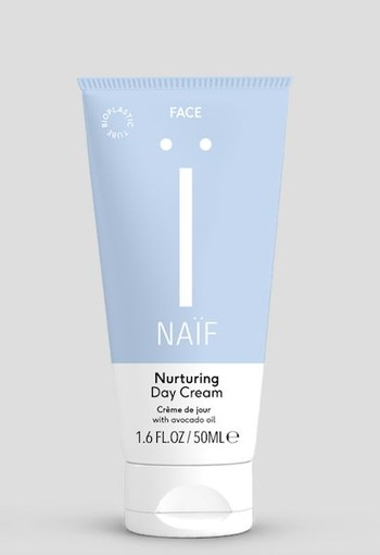 Naif Nurturing day cream (50 ml)