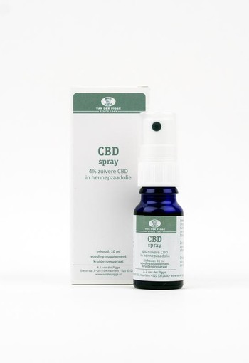 Pigge CBD Olie spray 380 mg (10 ml)
