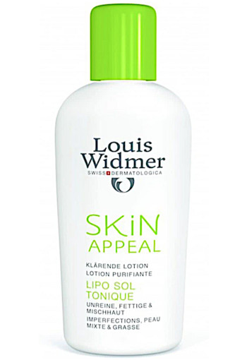 Louis Widmer Skin Appeal Lipo Sol Tonic Gezichtslotion 150 ml