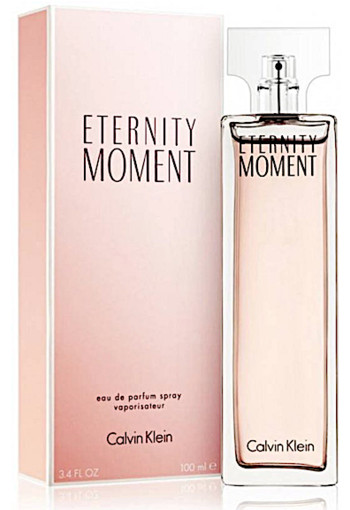 Calvin Klein Eternity Moment 100 ml - Eau de Parfum - Damesparfum