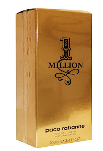Paco Rabanne 1 Million eau de toilette men (100 ml)