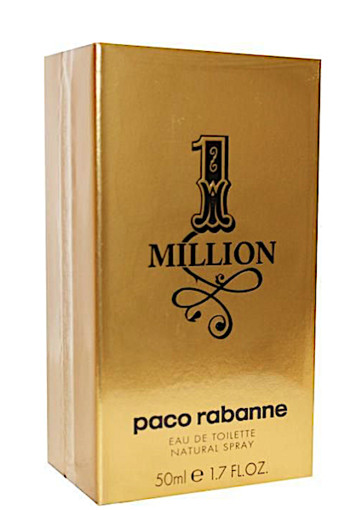 Paco Rabanne 1 Million eau de toilette men (50 ml)