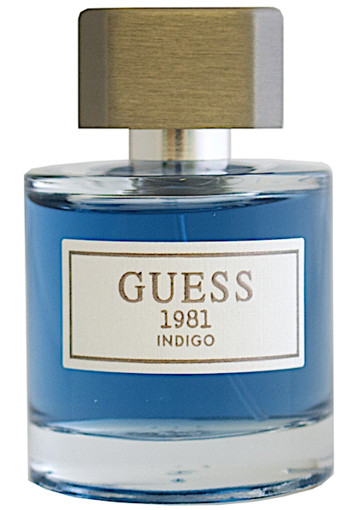 Guess 1981 Indigo men eau de toilette (100 ml)