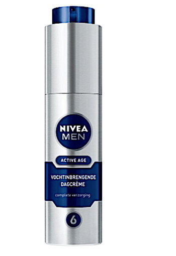 Nivea Dagcreme men active age (50 ml)