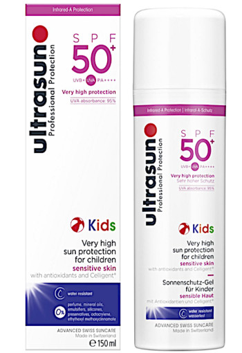 Ultrasun Kids SPF50+ (150 ml)