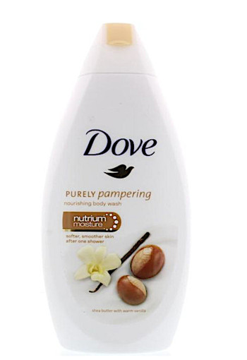 Dove Shower purely pampering shea butter vanilla (400 ml)