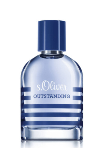 S Oliver Man outstanding eau de toilette spray (30 ml)