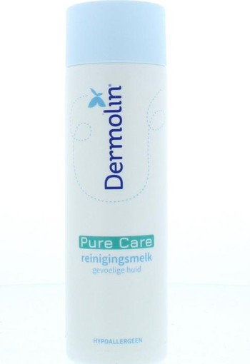 Dermolin Pure reinigingsmelk (200 ml)