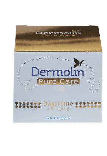 Dermolin Pure dagcreme anti age (50 ml)