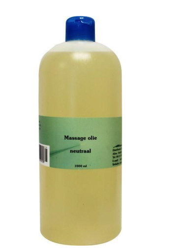 Alive Massageolie neutraal (1 liter)