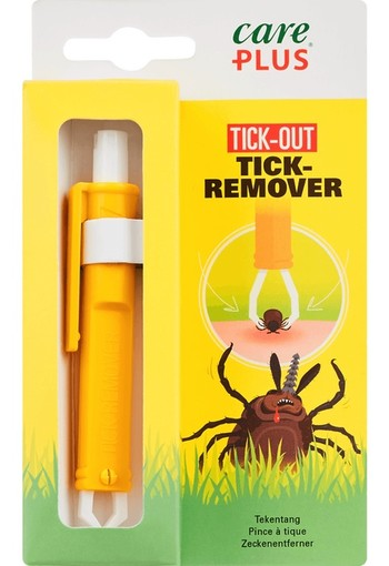 Care Plus Tick out remover 1 stuks