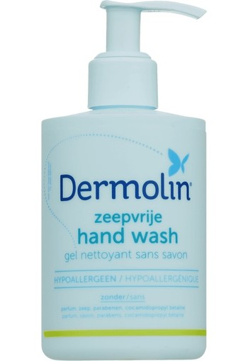 Dermolin Zeepvrije Hand Wash 200 ml