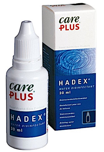 Care Plus Hadex drinkwaterdesinfectant (30 ml)
