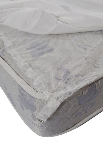 Care Plus Mosquito net light bug sheet durallin 1 persoon (1 stuks)