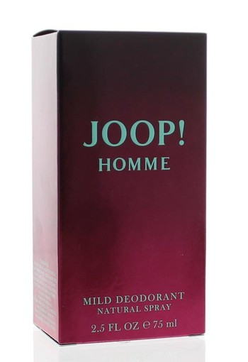 Joop! Homme deodorant vapo men (75 ml)