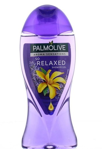 Palmolive Douchegel so relaxed (250 ml)