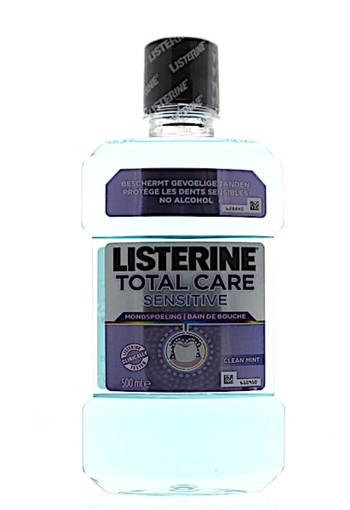 Listerine Mondwater total care sensitive (500 ml)