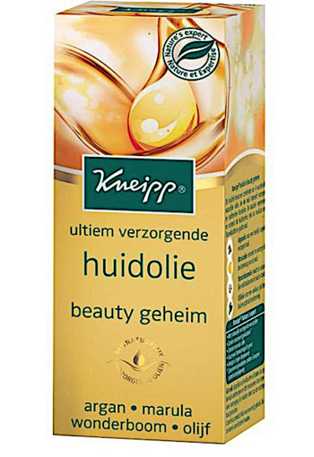 Kneipp Beauty Geheim huidolie Bodyolie - 100 ml