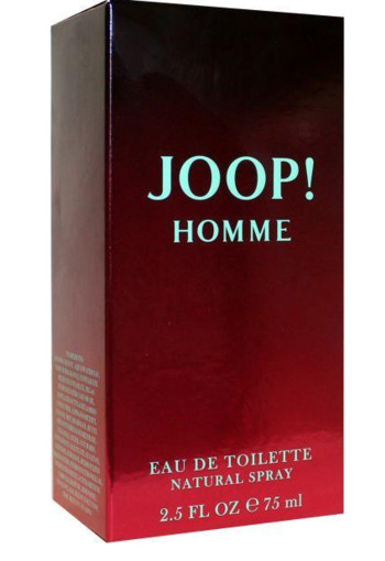 Joop! Homme eau de toilette vapo men (75 ml)