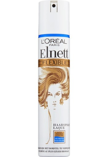 LOREAL PARIS ELNETT SATIN HAARSPRAY 200 ML