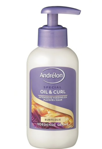 Andrelon Creme oil & curl (200 ml)