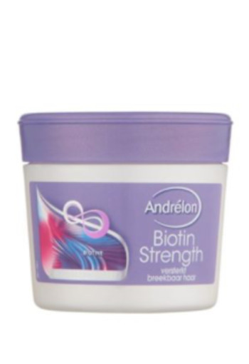 Andrelon Haarmasker biotine strength (250 ml)