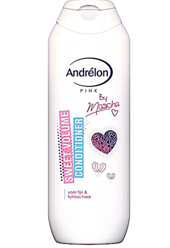 Andrelon Conditioner pink volume (250 ml)