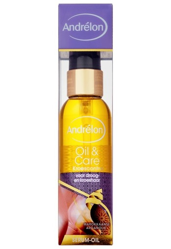 Andrelon Special serum oil & care (75 ml)