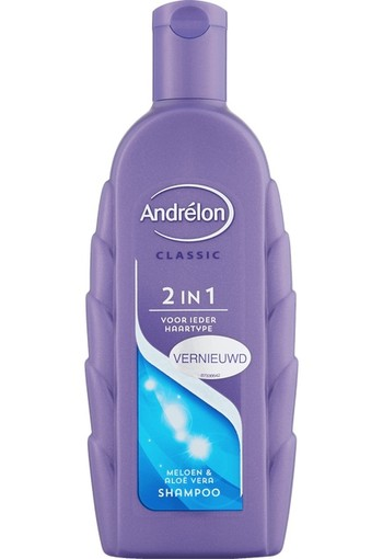 Andrelon Shampoo 2 in 1 300 ml