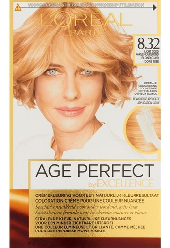 Loreal Excellence age perfect 8.32 (1 set)