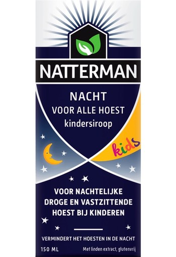 Natterman Kids Nacht Hoestdrank 150 ml