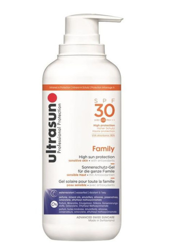 Ultrasun Family SPF 30 (400 ml)