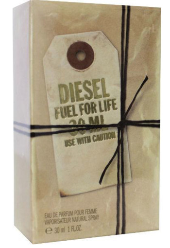 Diesel Fuel for life eau de parfum vapo female (30 ml)