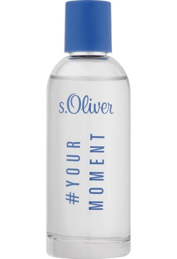 S. Oliver Moment Man After Shave Lotion 50 ml