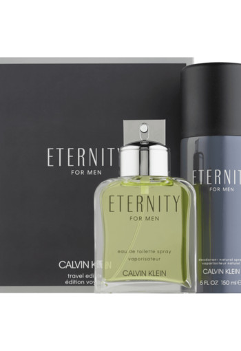 Calvin Klein Eternity For Men Cadeauset 250 ml
