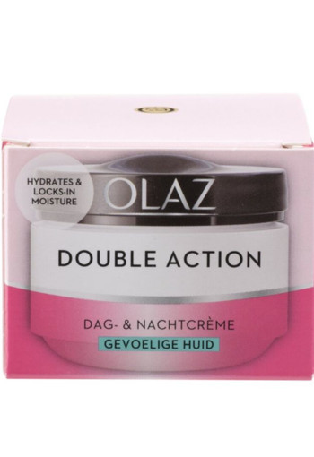 Olaz Double action senstiive dagcreme 50 ml