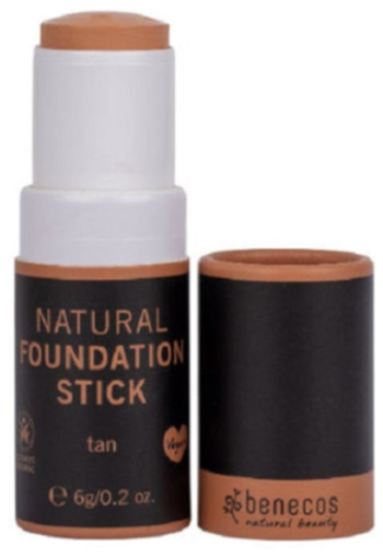 Benecos Natural foundation stick tan (6 gram)