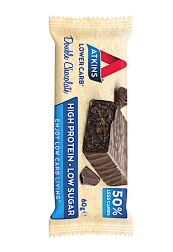 Atkins Advantage Chocolate Brownie Reep 60g