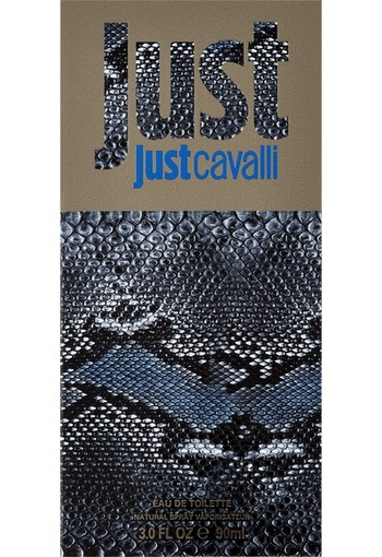 Roberto Cavalli Just for Him - 90 ml - Eau de toilette